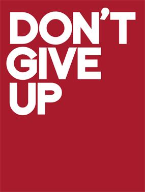Menyerah itu perlu