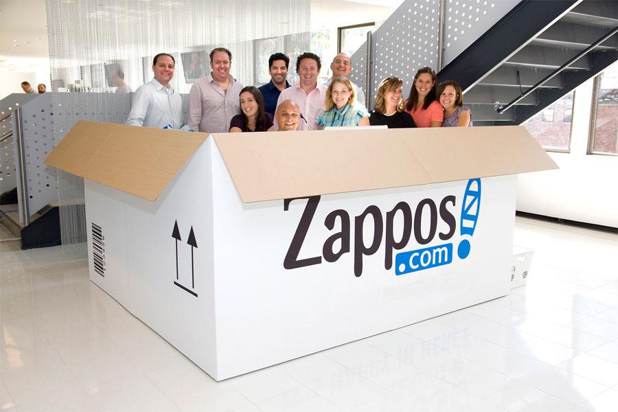 zappos service excellence