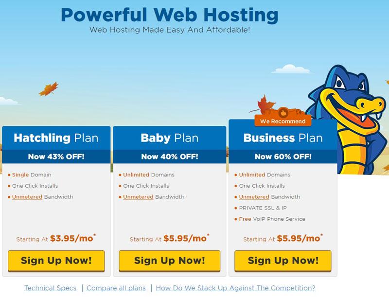 memilih webhosting rekomendasi